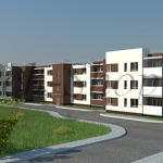 """Проект многоквартирного малоэтажного жилого дома """"Эрида"""""""