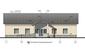 Типовой проект сельского дома культуры на 200 мест