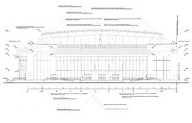 Проект центра волейбола