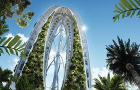 10 потрясающих небоскребов ближайшего будущего