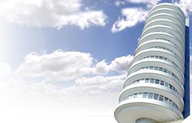 Уникальная архитектура – дом, вращающийся на 360 градусов