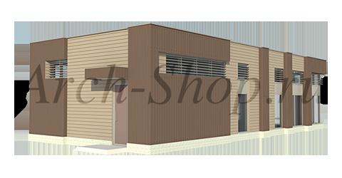 Проект магазина непродовольственных товаров-Визуализация