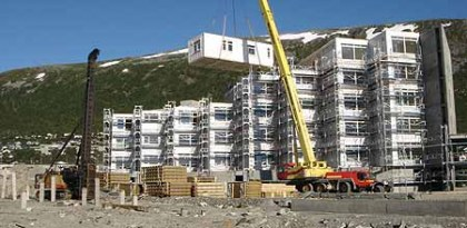 Многоэтажные жилые дома от компаний KM Element OU and Kodumajatehase AS