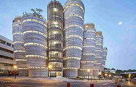 Наньянский технологический университета в Сингапуре