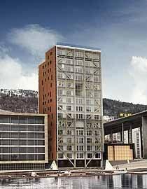 Многоэтажные жилые дома от компаний