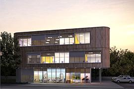 Шторы в современной Архитектуре