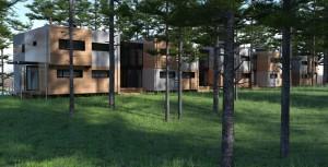 Продам инвестиционный проект эко-Отель