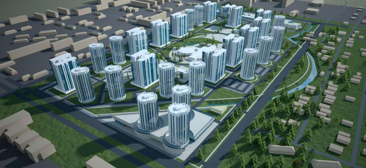 Инвестиционно-девелоперский проект (жильё)