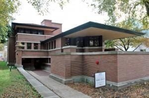 Дом Роби, Frederick Robie House