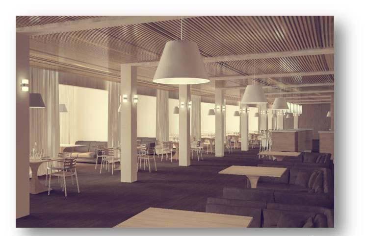 Строительство гостинично-развлекательного комплекса