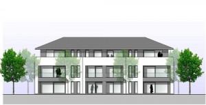 Инвестиционный проект - строительство многоквартирного дома во Франкфурте-на-Майне.