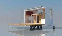 Проект мобильного дома для путешествий