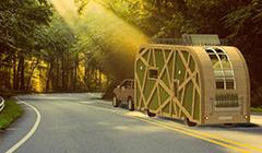 Энергоэффективный мобильный дом