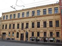 «Дом Нарышкина» в Петербурге снова выставлен на торги