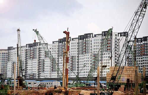 Проектная декларация на строительство многоквартирного дома