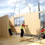 По инициативе главы Минпромторга в России могут появиться деревянные высотки