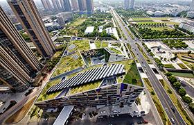 Досуговый центр- место притяжения горожан Чанчжоу, Китай