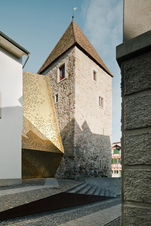 Швейцарский музей в Раперсвиль-Джона