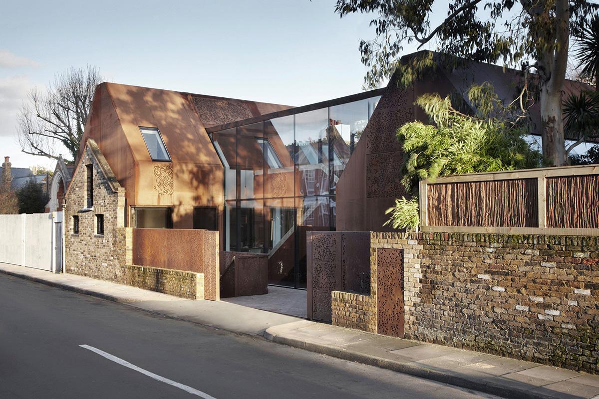 Дом Kew, в Лондоне