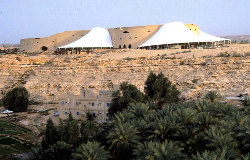 Клуб дипломатов в аравийском Эр-Рияде