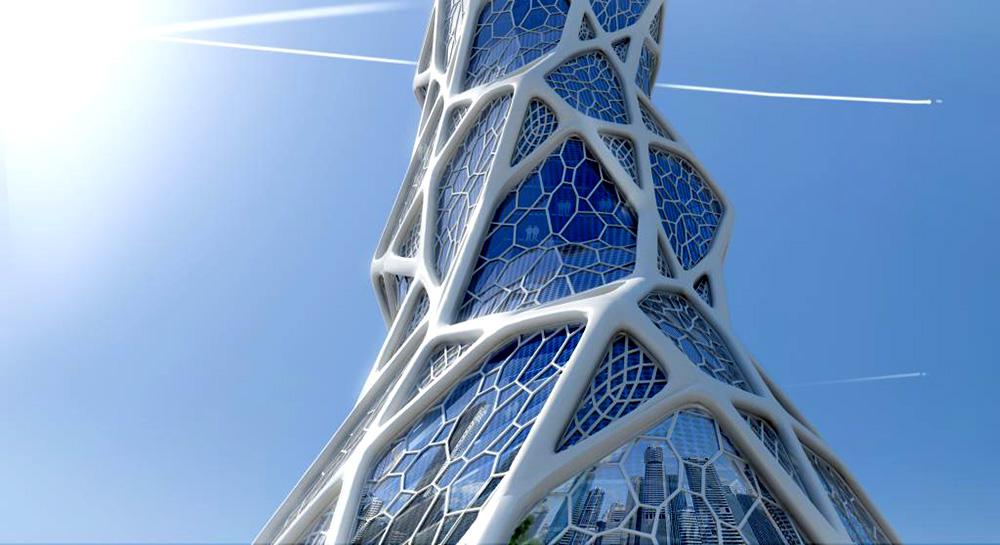 Небоскреб «Лава» в Абу-Даби