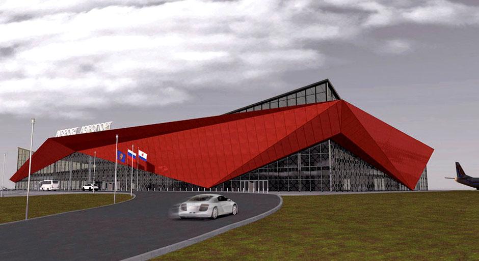 Проект возведения аэропорта в Саранске утвержден Главгосэкспертизой