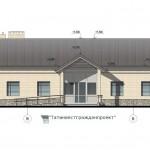 Типовой проект сельского дома культуры на 100 мест