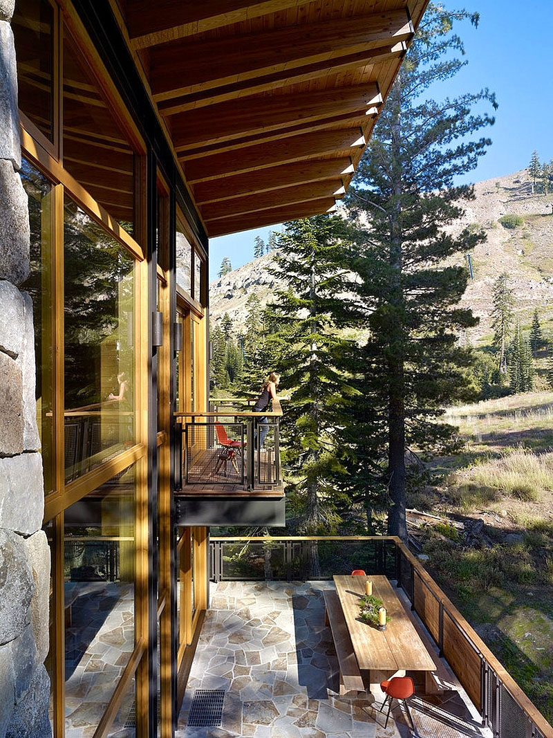 Лесная гостиница