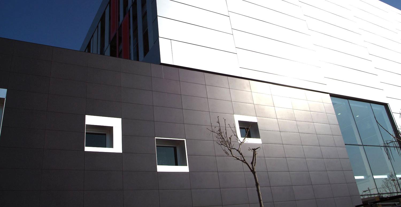Керамогранит в отделке фасадов