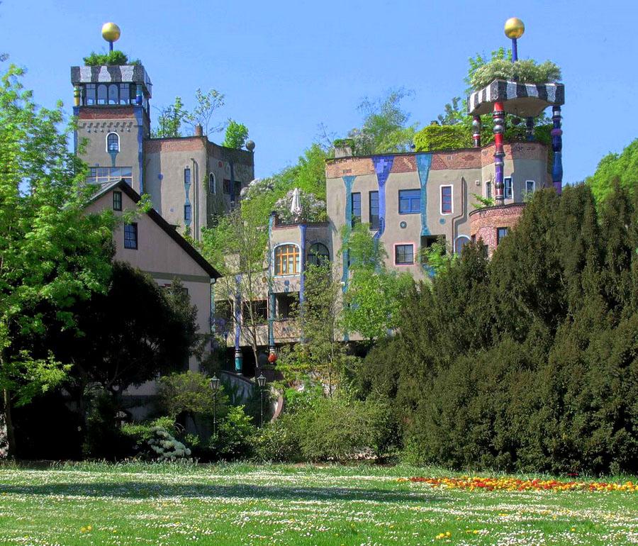 Жилой дом в Бад-Зодене (Германия)